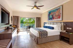 Diamond Club Luxury Ocean view Room - Diamond Club Family Rooms Area - Royalton Punta Cana Resort & Casino